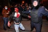 Участники митингов за и против новой власти в Киеве устроили потасовку в Донецке