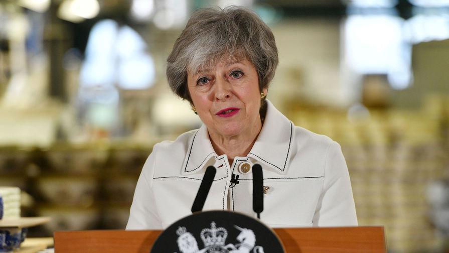 EC  готовит меры квыходу Великобритании  без сделки
