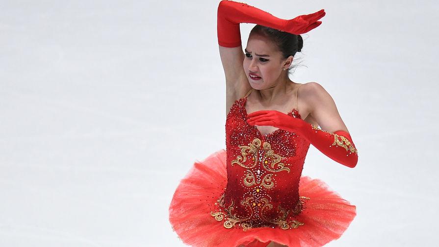 15-летняя Алина Загитова стала чемпионкой Российской Федерации пофигурному катанию