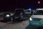 В машине самоубийцы нашли чужую кровь