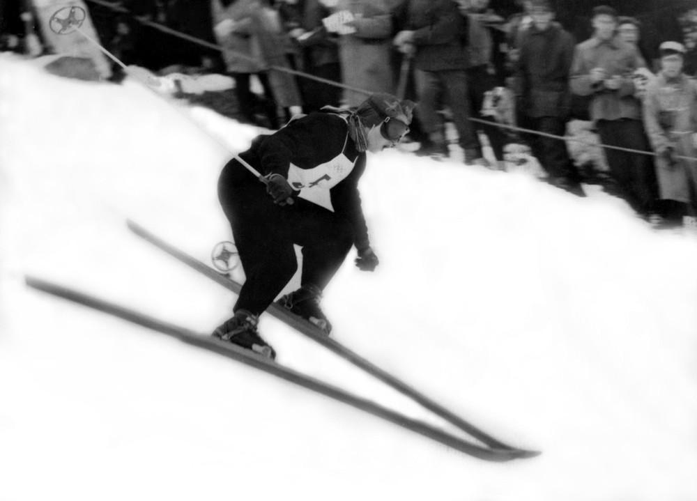 Зимняя картинка контур