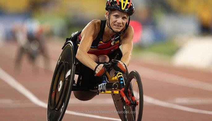 Паралимпийская чемпионка изБельгии собралась сделать эвтаназию