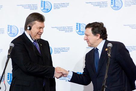ЕС подключился к газовым переговорам России и Украины