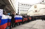Поездка из Днепропетровска в Крым на фоне ожидания возможного ввода войск России на Украину