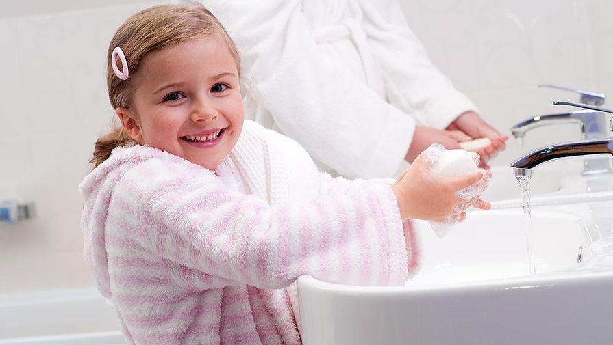 Как мыть руки по науке