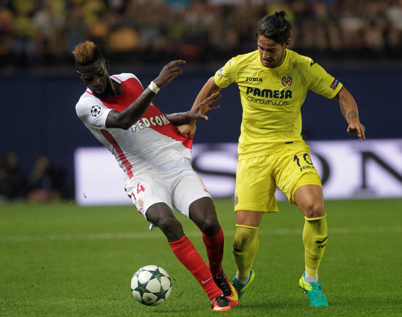 Гол Пато неспас «Вильярреал» отпоражения вигре с«Монако»