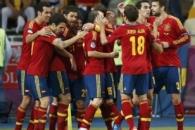 Сборная Испании выиграла Евро-2012