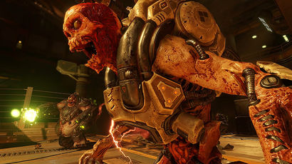 2016 Review of Doom game