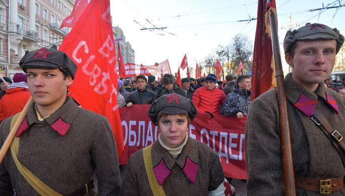Путин обозначил немалое воздействие навесь мир революции 1917 года