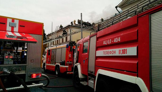 ВПермском районе вгорящем доме погибли двое взрослых идвое детей