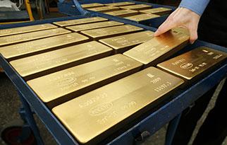 Цены на золото на мировых рынках достигли двухмесячного максимума – $1250,10 за тройскую унцию