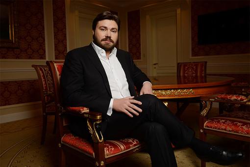 Российский предприниматель, основатель группы компаний «Царьград» Константин Малофеев