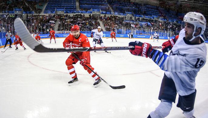 Стало известно время проведения полуфиналов хоккейного турнираОИ