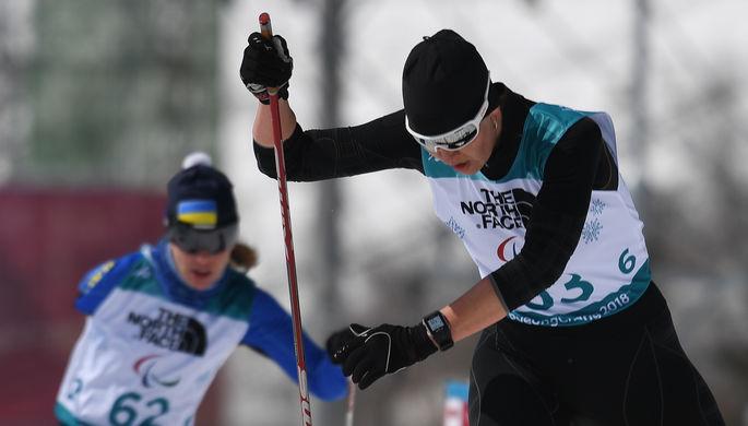 Анна Миленина завоевала седьмое золото Паралимпиады