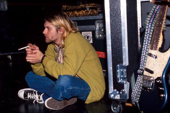 История в фотографиях - 20 лет без Курта Кобейна
