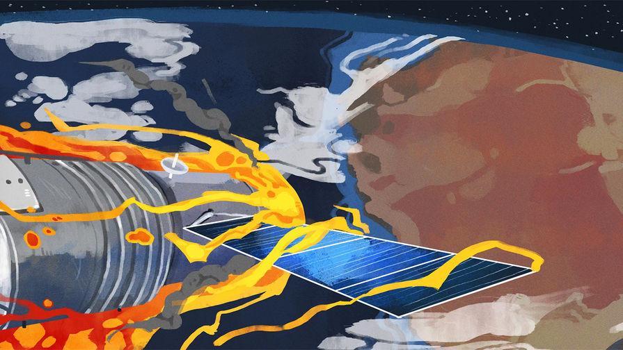 Китайская космическая станция Тяньгун-1 вскором времени опустится наЗемлю
