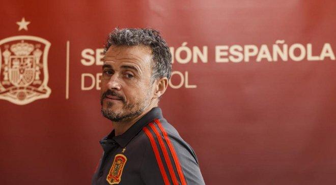 Физическая активность. Луис Энрике опять стал главным тренером сборной Испании пофутболу