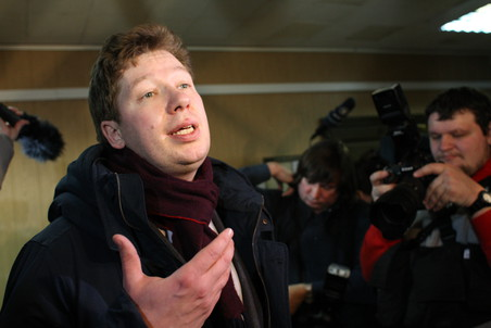 Бизнесмен Алексей Козлов выступил с последним словом в суде