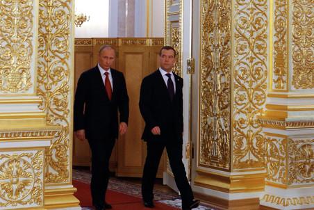 Путин создал комиссию для контроля за исполнением своих обещаний