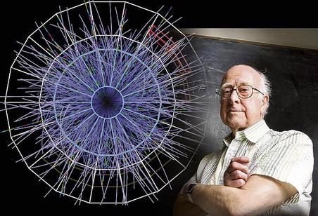 Знаменитый физик Питер Хиггс