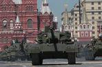 «Армата» заглохла на Красной площади