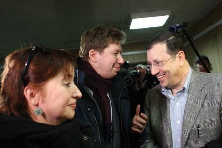 В Пресненском суде началось оглашение приговора предпринимателю Алексею Козлову