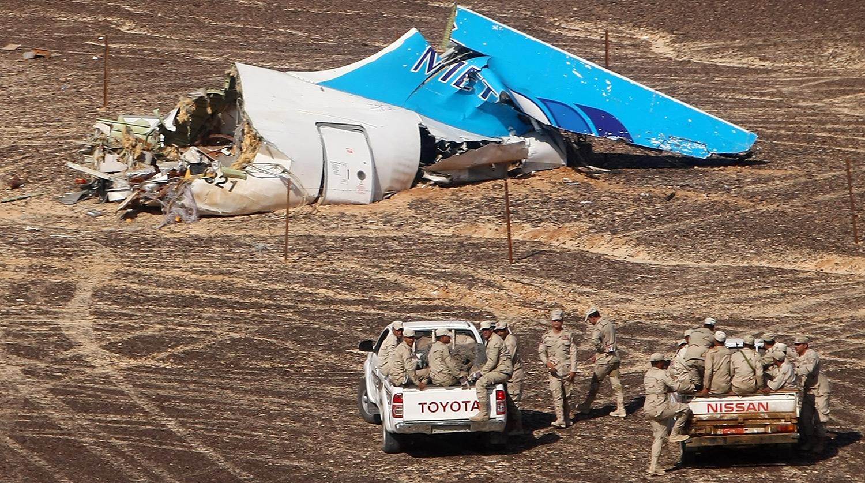Новые кадры с места крушения Airbus A321 за 2 ноября - причины (35 фото + 4 видео)