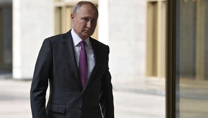 Путин: Российская Федерация  помогает строить первую АЭС вРеспублике Беларусь  себе вовред