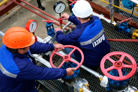 EU opens antitrust probe against Gazprom — Gazeta.Ru