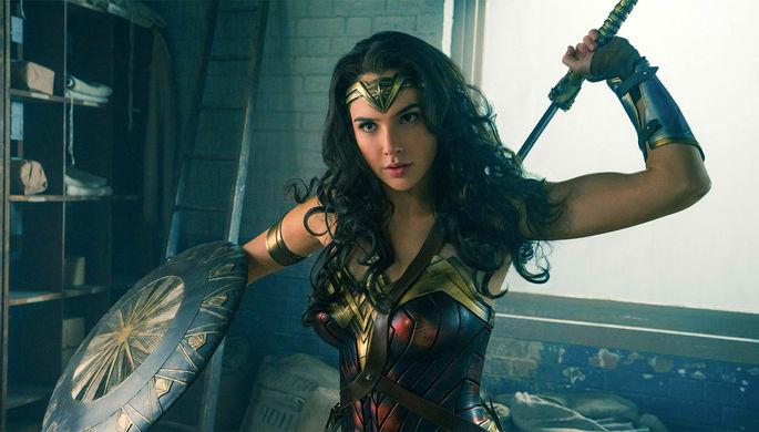 «Чудо-женщина» стала самой кассовой лентой опроисхождении супергероя
