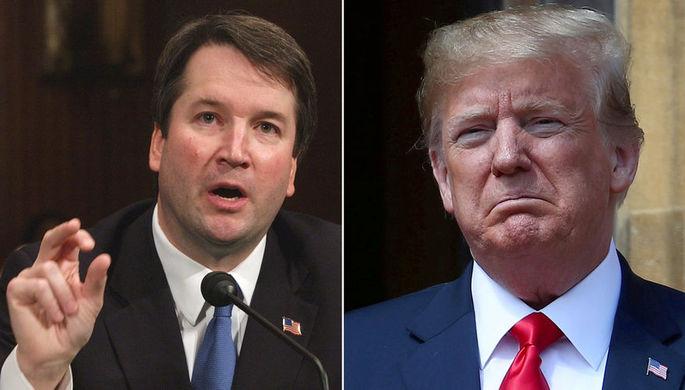Утвердитли сенатский комитет креатуру Трампа вВерховный суд— Драма вВашингтоне