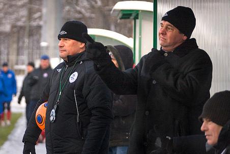 Игорь Чугайнов и Юрий Газзаев о матче Торпедо -- Шинник