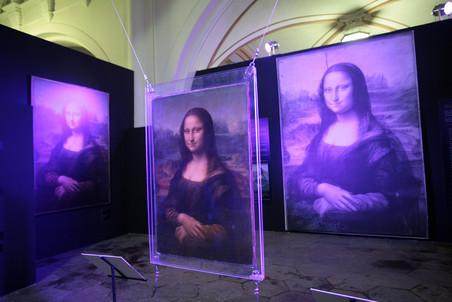 Выставка «Гений да Винчи» в арт-центре «Ветошный» открылась