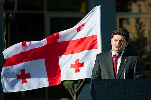 Бывший министр обороны Грузии Бачо Ахалая