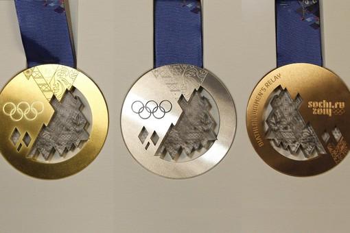 Как сделать олимпийские медали