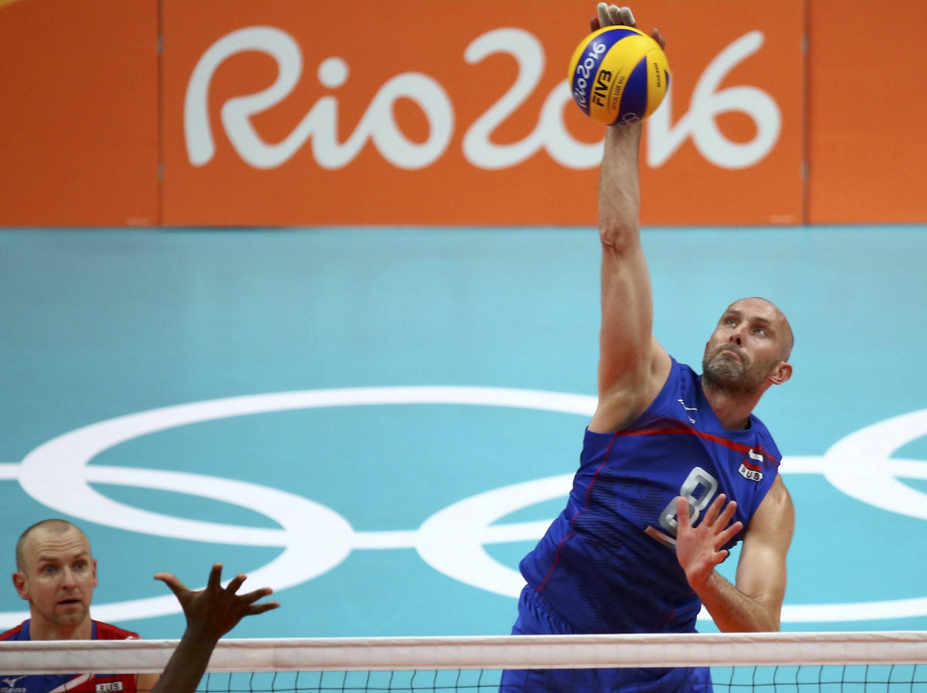 Олимпиада волейбол мужчины 23 фотография