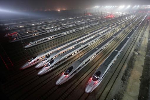 В Китае будет создан фонд развития железнодорожного сообщения