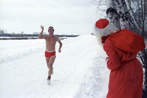 Как одеться на пробежку в холода