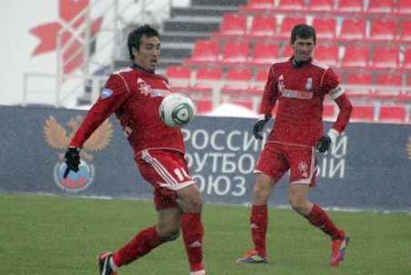 Мордовия возглавила чемпионат ФНЛ