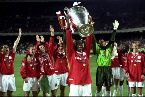 Легендарный финал Лиги чемпионов сезона-1998/99 «Манчестер Юнайтед» — «Бавария» — 2:1