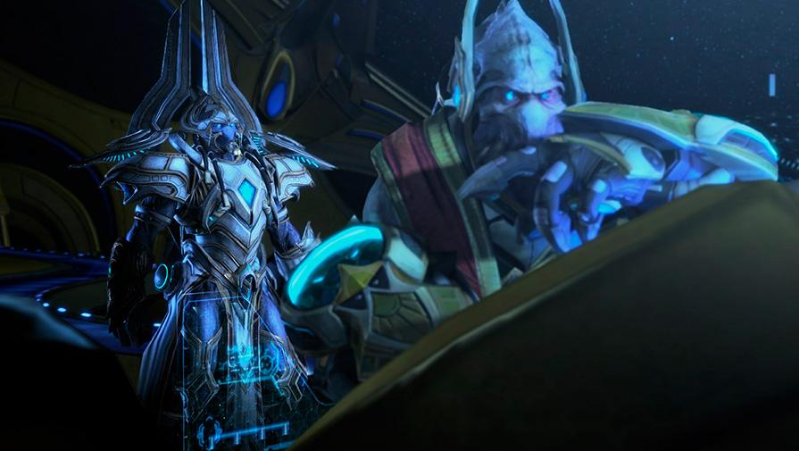 Legacy of The Void — заключительная часть саги StarCraft о борьбе трех рас