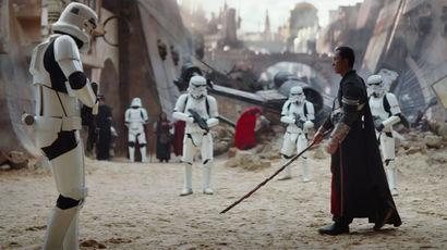 Опубликован первый трейлер фильма «Звездные войны: Изгой»