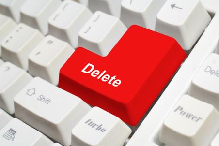 Интернет-пользователи смогут требовать от Google и Facebook полного удаления их данных