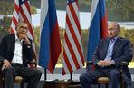 На саммите G8 в Северной Ирландии Путин и Обама договорились не соглашаться