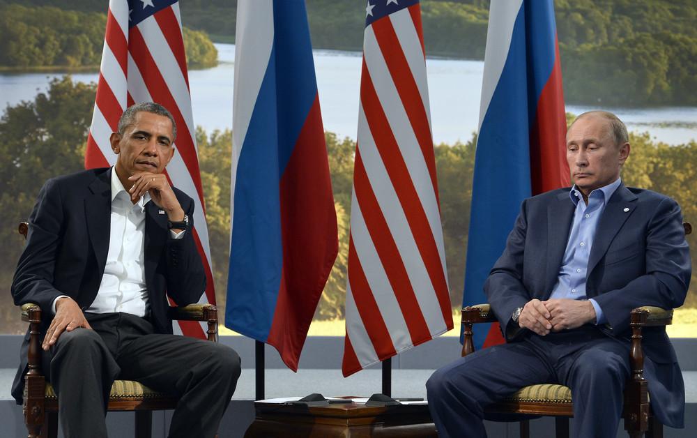 Как США научились пользоваться мировой точкой G