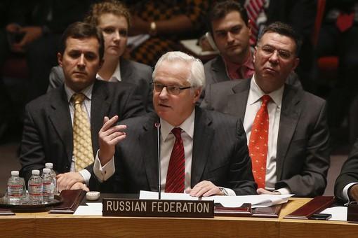 Россия призвала Совбез ООН оказать давление на власти в Киеве