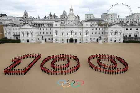 Представители четырех видов спорта рассказали о планах на Олимпиаду-2012