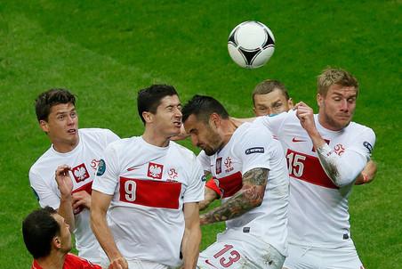 В матче с Чехией польские футболисты будут биться на смерть