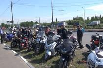 Столичные власти в качестве эксперимента разрешили мотоциклистам на проспекте Андропова...