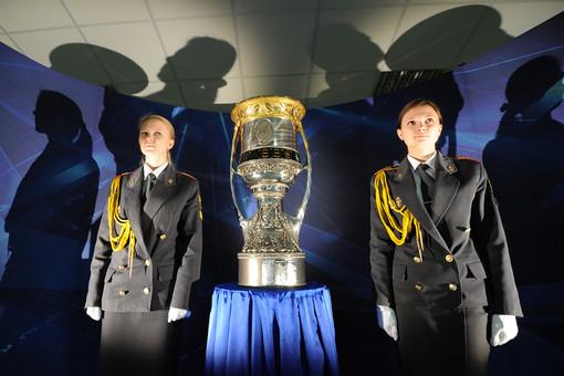 7 марта Западная конференция КХЛ начнет розыгрыш Кубка Гагарина